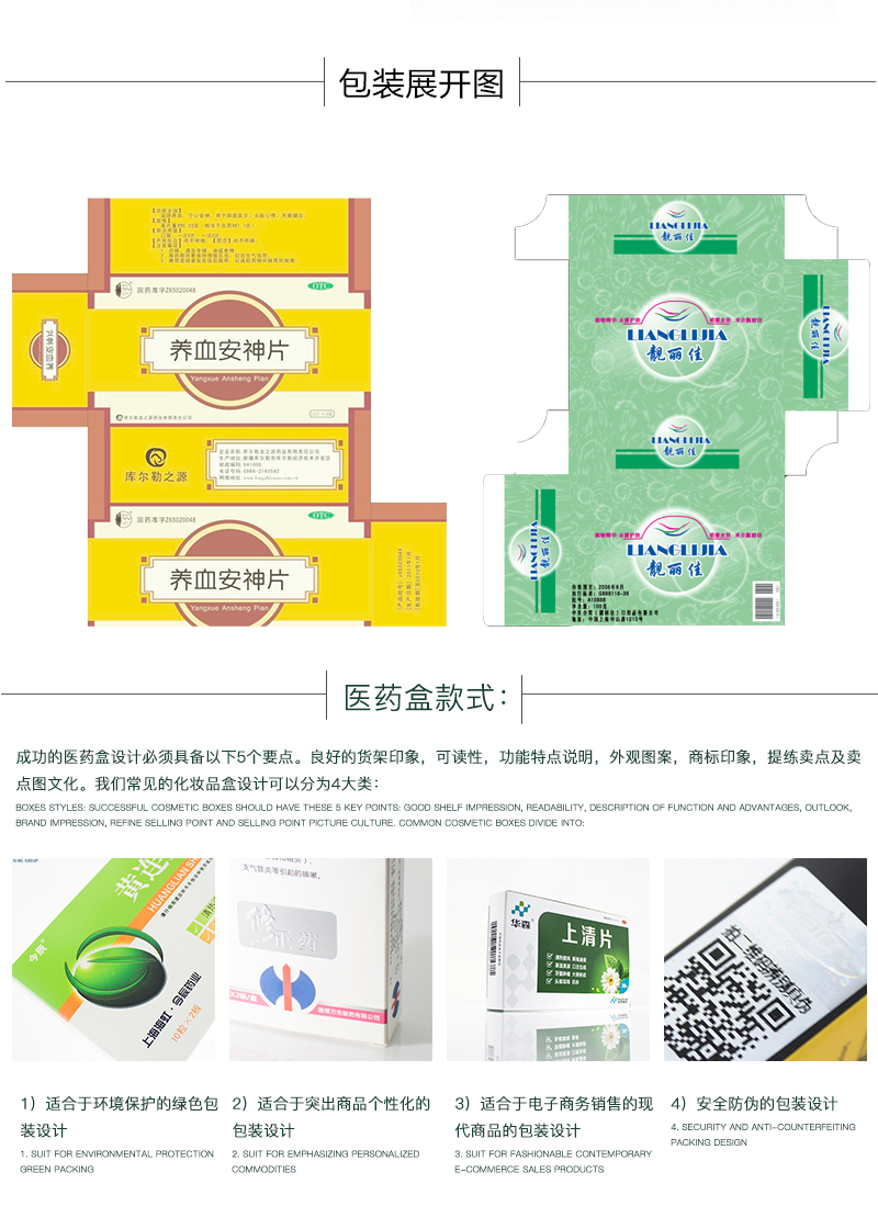 药盒废物利用手工制作